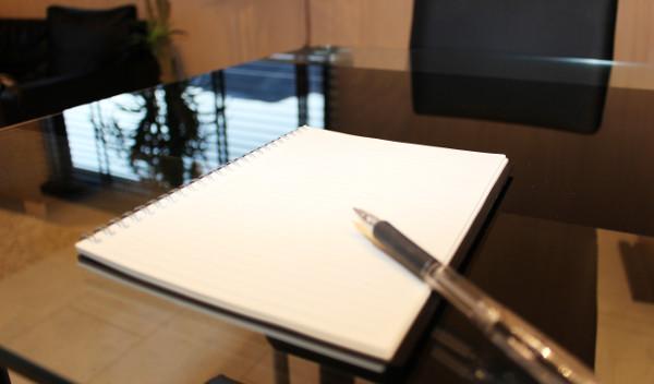 OneNote でスタイラスペンを使う