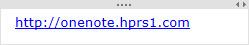 URLへのリンク