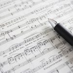 OneNote の活用事例 – 楽譜として使う